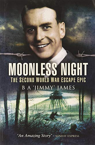 9780850529005: Moonless Night: The Second World War Escape Epic