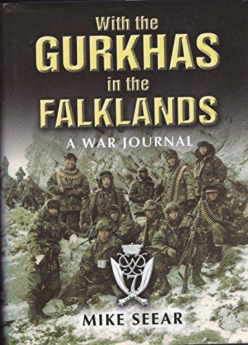 9780850529166: WITH THE GURKHAS IN THE FALKLANDS: A War Journal