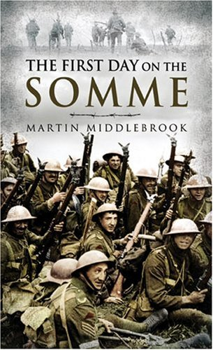 9780850529432: First Day on the Somme