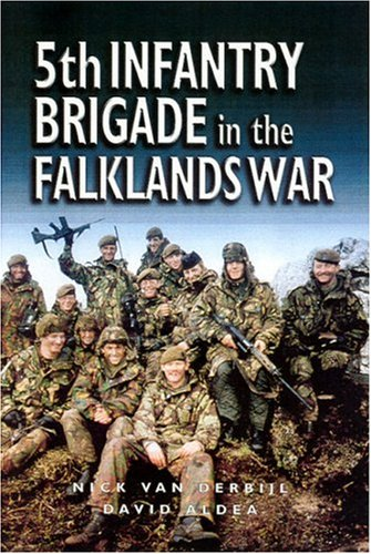 9780850529487: 5th Infantry Brigade in the Falklands War