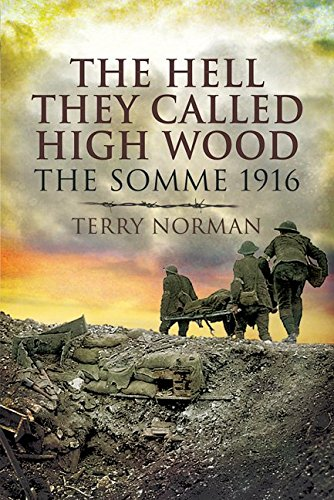 9780850529869: The Hell They Called High Wood: Somme 1916