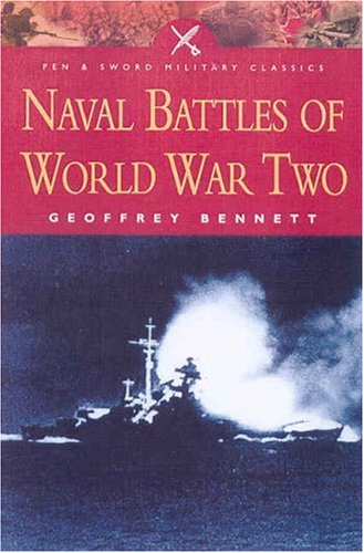 9780850529890: Naval Battles of World War II (Pen & Sword Military Classics)