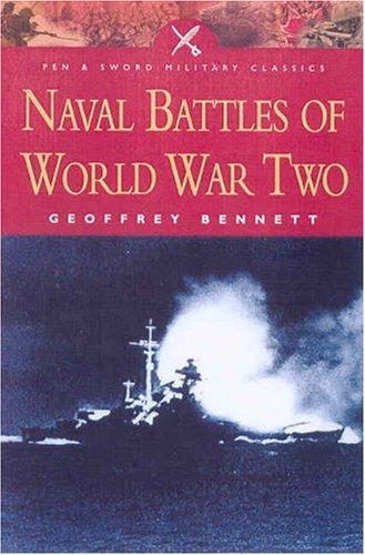 9780850529890: NAVAL BATTLES OF WORLD WAR II (Pen and Sword Military Classics)
