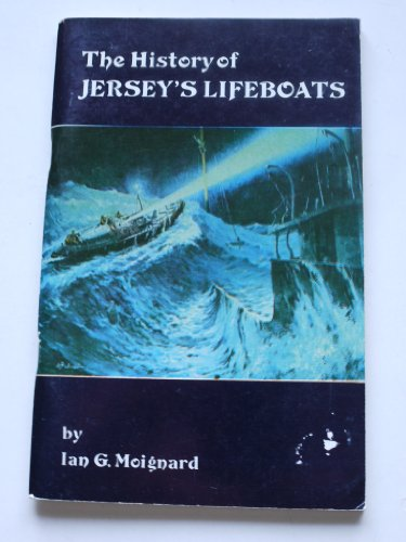 9780850530056: History of Jersey's Lifeboats