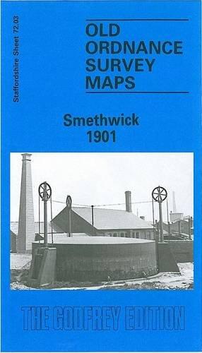 Smethwick 1901: Staffordshire Sheet 72.03 (Old O.S.: Maddison, John
