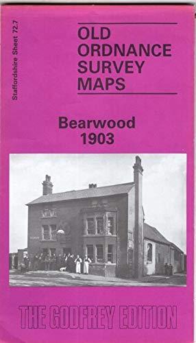 Bearwood 1903 (Old O.S. Maps of Staffordshire): Maddison, John