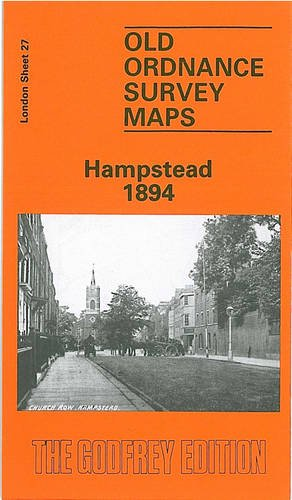 Hampstead 1894: London Sheet 027.2: Pamela Taylor