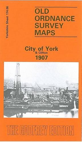 9780850541441: City of York and Clifton 1907