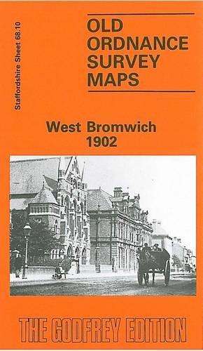 West Bromwich 1902: Staffordshire Sheet 68.10 (Old: Maddison, John