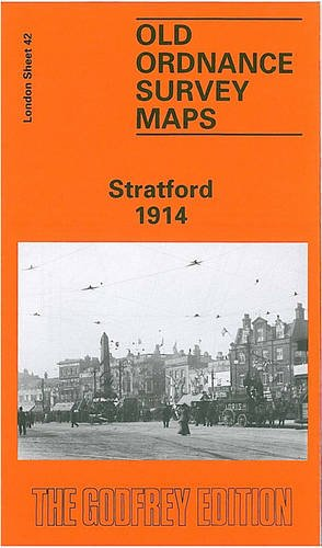 9780850543810: Stratford 1914: London Sheet 042.3 (Old Ordnance Survey Maps of London)