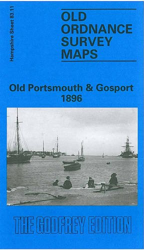 Old Portsmouth and Gosport 1896: Hampshire Sheet: Sarah Quail