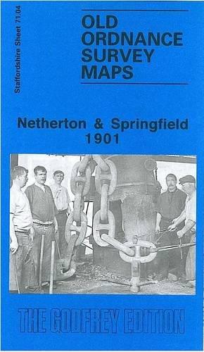 Netherton and Springfield 1901: Staffordshire Sheet 71.04: Maddison, John