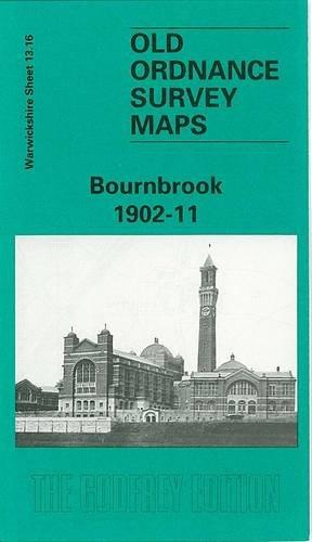 Bournbrook 1902-11: Warwickshire Sheet 13.16 (Old O.S.: Maddison, John