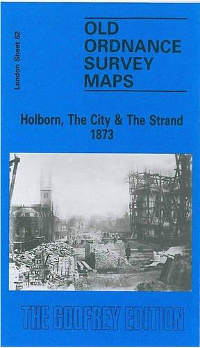 Holborn, the City and the Strand 1873: Richards, David