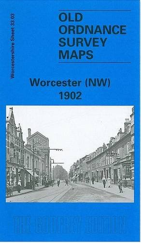 Worcester (NW) 1902: Worcestershire Sheet 33.03 (Old: Carpenter, Jeff