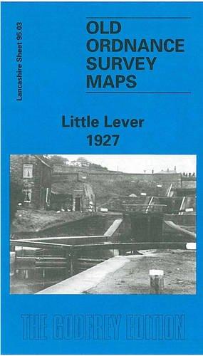 Little Lever 1927 - Old Ordnance Survey Maps