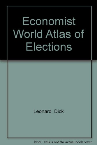 9780850580891: World Atlas of Elections: Voting Patterns in 39 Democracies