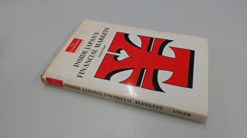 9780850580952: Inside Japan's Financial Market