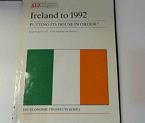 Ireland to 1992: Putting its house in: Jim Fitzpatrick
