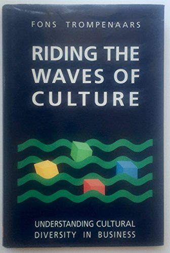 9780850584288: Riding The Waves Of Culture: Understanding Cultural Diversity in Business