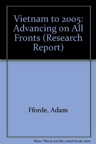 9780850588408: Vietnam to 2005: Advancing on All Fronts (Research Report)