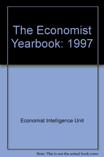 9780850589207: The Economist Yearbook: 1997
