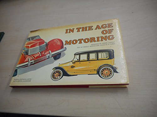 9780850590722: In the Age of Motoring