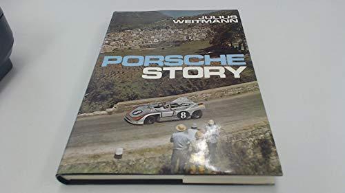 9780850590913: Porsche Story