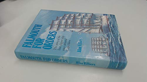 9780850591002: Falmouth for Orders: The Story of the Last Clipper Ship Race Around Cape Horn