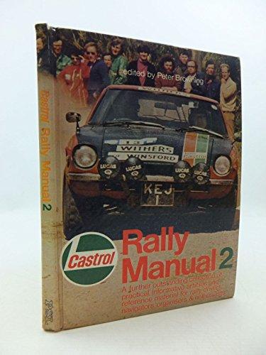9780850591057: Castrol Rally Manual: No. 2