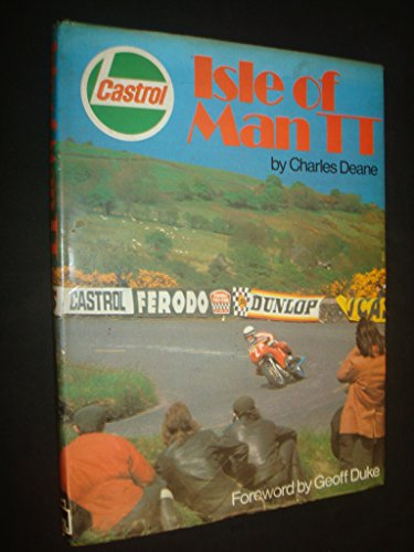 9780850591729: Isle of Man Tourist Trophy