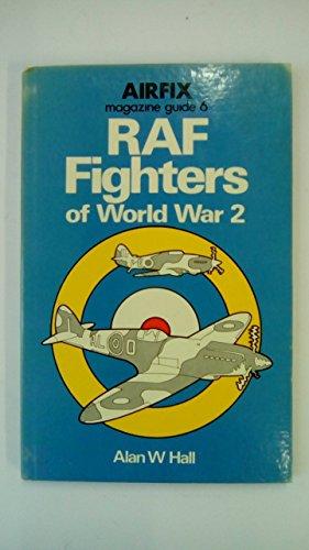 RAF Fighters of World War 2: Hall, Alan W.
