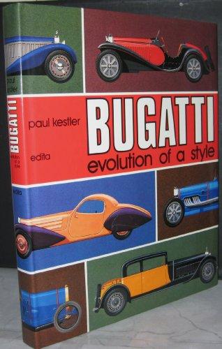 9780850592665: Bugatti: Evolution of a Style