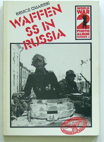 9780850593174: World War II Photo Album: Waffen-SS in Russia v. 3 (World War 2 photo album)