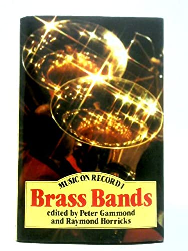 9780850593662: Music on Record: Brass Bands No. 1