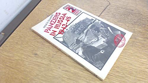 Panzers in Russia 1943-45 (World War II Photo Album Volume 12): Quarrie, Editor: Bruce