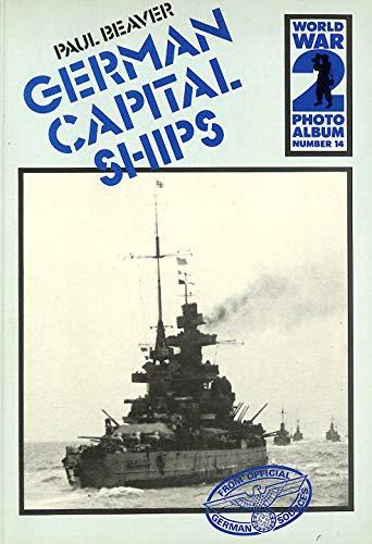 9780850593952: World War II Photo Album: German Capital Ships v. 14 (World War 2 photo album)
