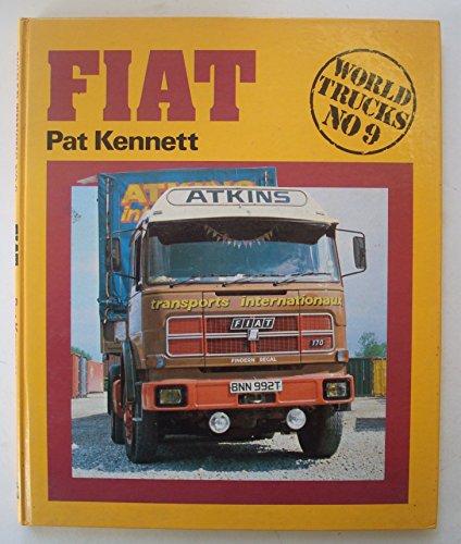 9780850593990: World Trucks: Fiat No. 9
