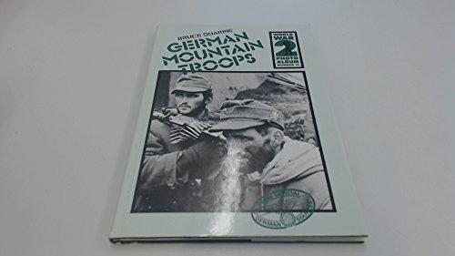 9780850594225: World War II Photo Album: German Mountain Troops v. 15