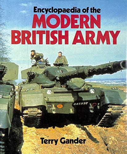 9780850594355: Encyclopaedia of the Modern British Army