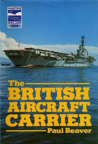9780850594935: British Aircraft Carrier
