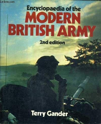 9780850595772: Encyclopaedia of the Modern British Army