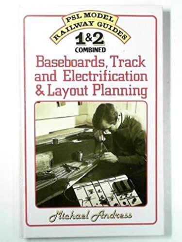 PSL MODEL RAILWAY GUIDE: 1 BASEBOARDS, TRACKS: Andress, Michael.