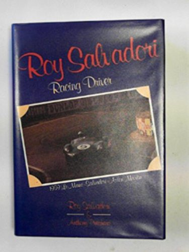 9780850596342: Roy Salvadori: Racing Driver