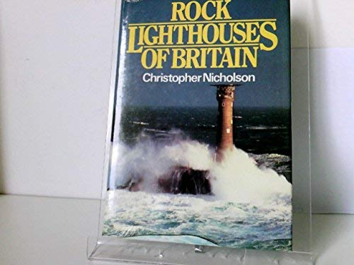 9780850596557: Rock Lighthouses of Britain