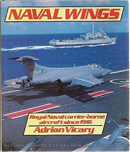 9780850596601: Naval Wings