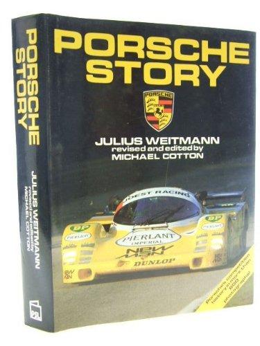 9780850596731: Porsche Story