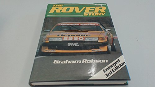 Rover Story (0850597021) by Robson, Graham