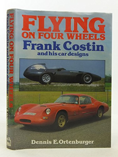 Flying on Four Wheels: Frank Costin and His Car Designs