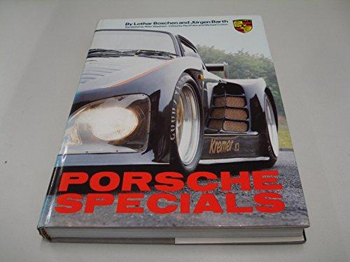 Porsche Specials: Boschen, Lothar; Barth, Jurgen